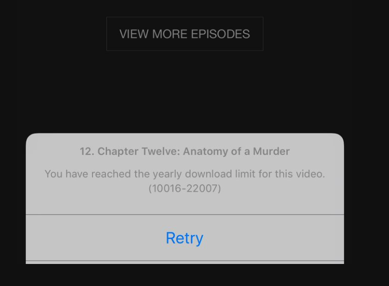Netflix download limit 2021: How to check?